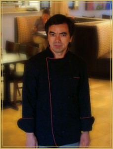 Chef and Owner Dindu Lama